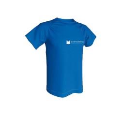 Camiseta EAS Azul