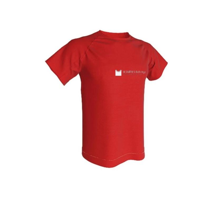 Camiseta CAFEMN Roja