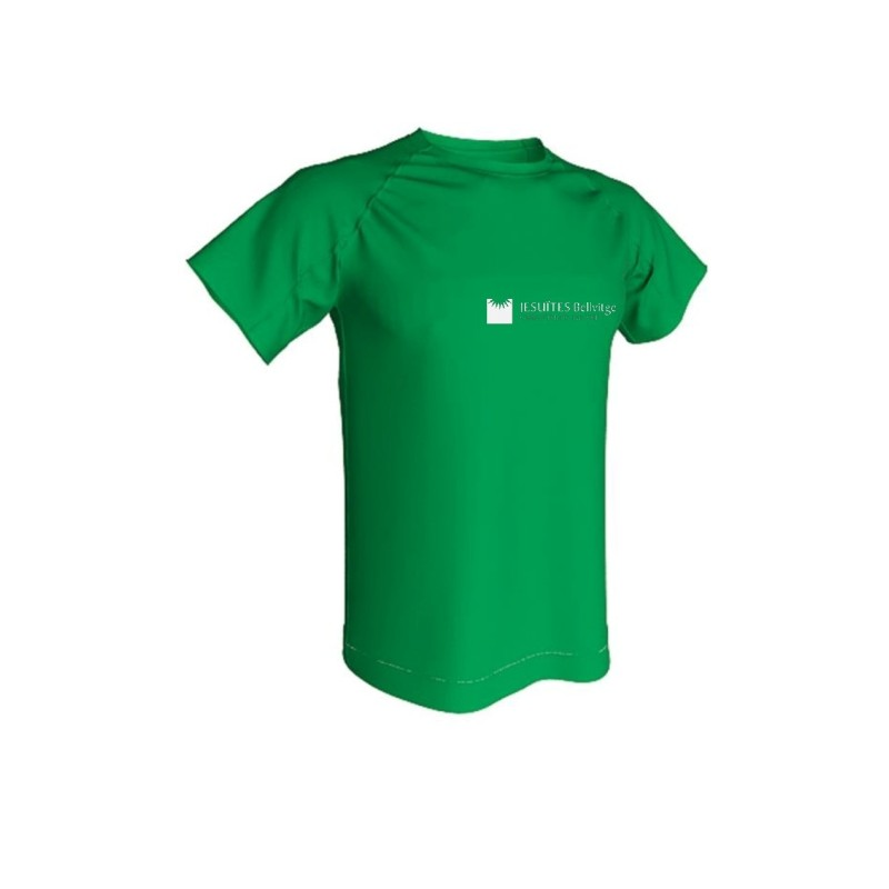 Camiseta CAFEMN Verde
