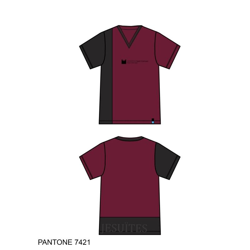 camiseta deporte manga corta J. Sant Gervasi