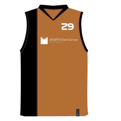 camiseta baloncesto J. Sant...