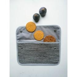 Envoltorio reutilizable...