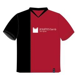 camiseta deporte manga corta J. Sant Ignasi