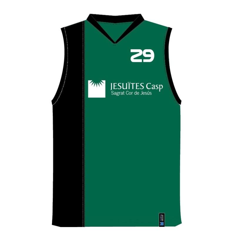 samarreta bàsquet J. Casp