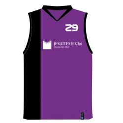 samarreta bàsquet J. Clot