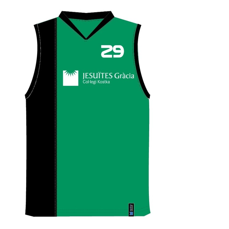 camiseta baloncesto J. Kostka