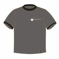 camiseta coolmax gris...
